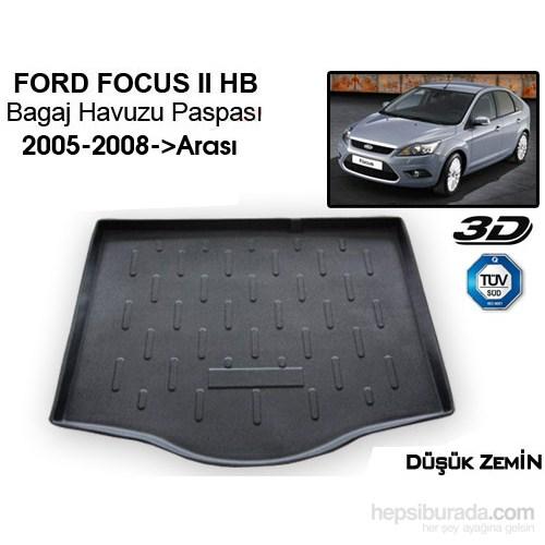 Ford Focus 2 Hb Bagaj Havuzu Düşük Zemin 2009-2011