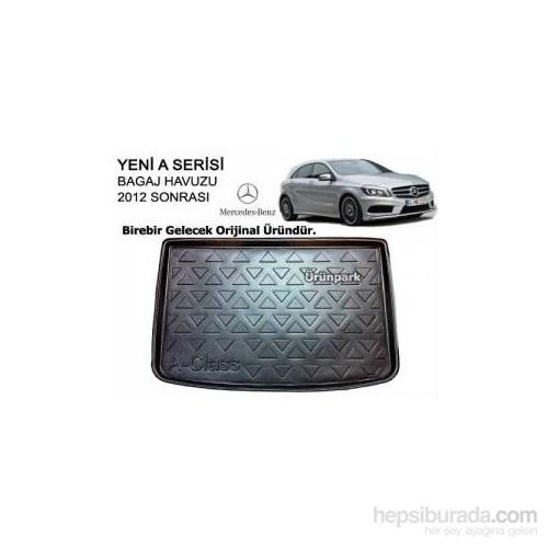 Yeni Mercedes A Serisi Bagaj Havuzu 2012 Sonrası