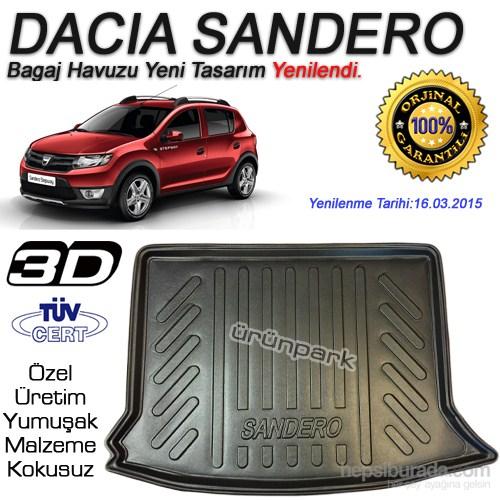 Dacia Sandero Bagaj Havuzu 2008 Sonrası