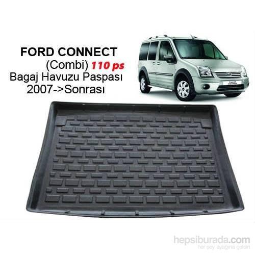Ford Connect Bagaj Havuzu Paspası 110 Beygir 2007-2015