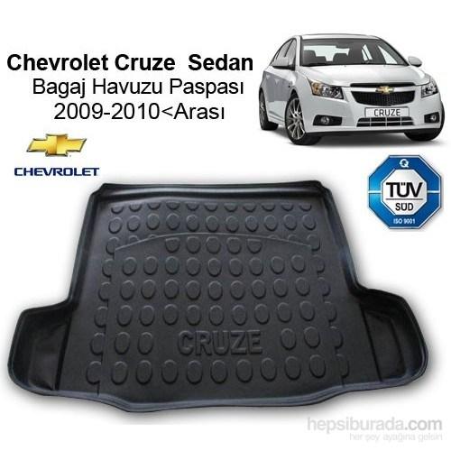 Chevrolet Cruze 2009-2010 Sedan Bagaj Havuzu