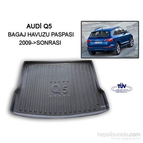 Audi Q5 Jeep Bagaj Havuzu 2009 Sonrası