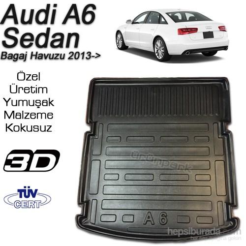 Audi A6 Sedan Bagaj Havuzu 2013 Sonrası