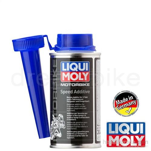 Liqui Moly Speed Motosiklet Katkı 150 ml. Made in Germany 3040