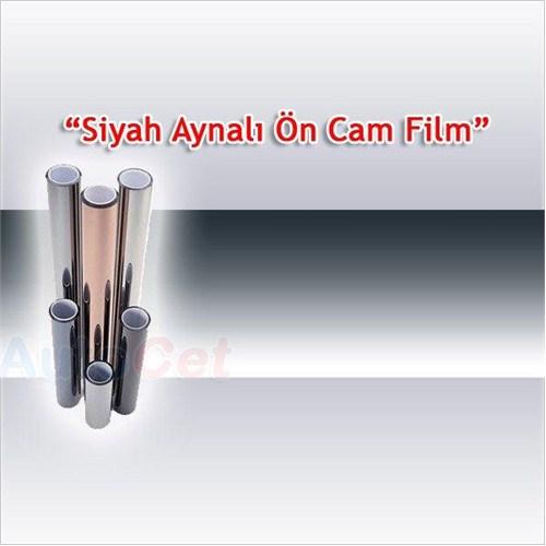 Guard Ön Cam Filmi 220 cm x 20 Cm Aynalı Siyah 115740
