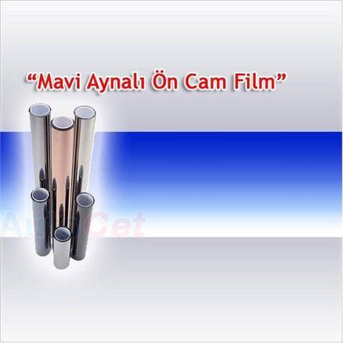 Guard Ön Cam Filmi 220 cm x 20 Cm Aynalı Mavi 115742