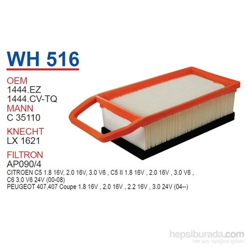Wunder CITROEN C5 1.8 16v - 2.0 16v Hava Filtresi OEM NO:1444.EZ