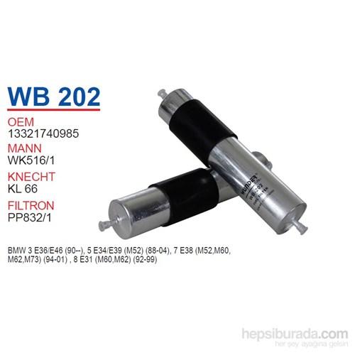 Wunder BMW (iNCE UZUN) M52 Yağ Filtresi OEM NO:13321740985