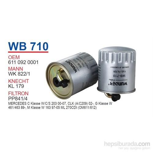 Wunder MERCEDES 203 KASA C220 - C270 CDI - ML270 CDI 611-612 MOTOR Mazot Filtresi OEM NO:6110920001