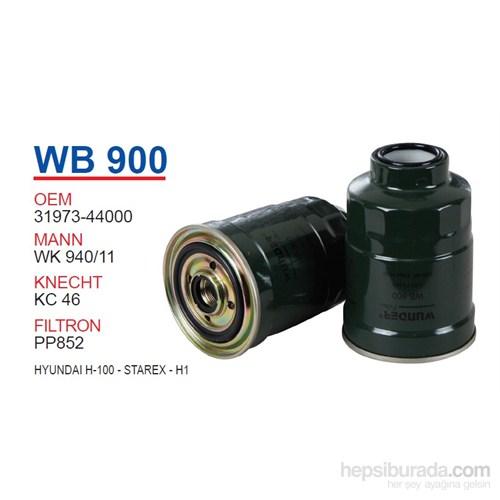 Wunder HYUNDAI H-100 - STAREX - H1 Mazot Filtresi OEMNO:31945-44000