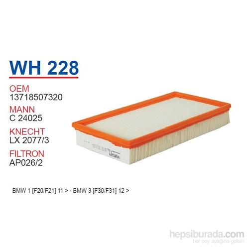 Wunder BMW 1 [F20/F21] 11 > - BMW 3 [F30/F31] 12 > Hava Filtresi OEM NO:13718507320