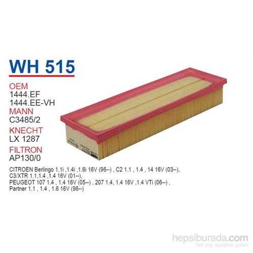 Wunder PEUGEOT 207 1.4 16v Y.M TU5JP4 MOTOR Hava Filtresi OEM NO:1444.EE-VH