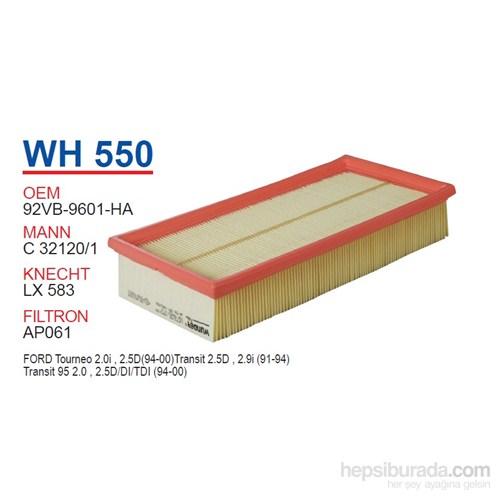 Wunder FORD TRANSiT M-15 Hava Filtresi OEM NO: 92VB-9601-HA