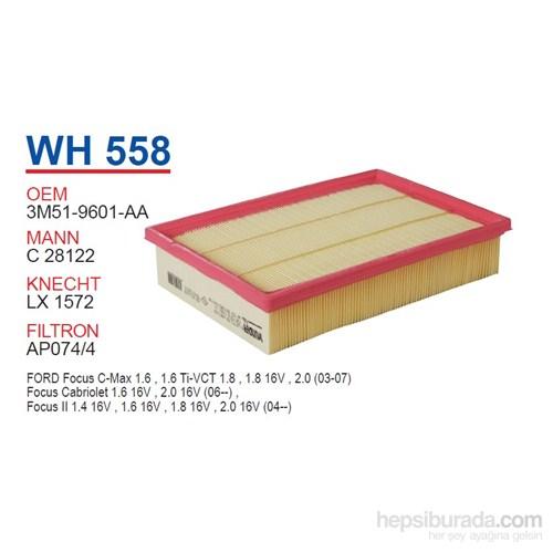 Wunder FORD FOCUS C-MAX 1.6 -1.8 - 2.0 Hava Filtresi OEM NO: 3M51-9601-AA
