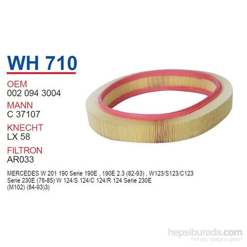 Wunder MERCEDES 201 KASA 190 E 2.3 Hava Filtresi OEM NO:20943004