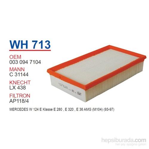 Wunder MERCEDES 124 KASA E280 - E320 Hava Filtresi OEM NO:30947104