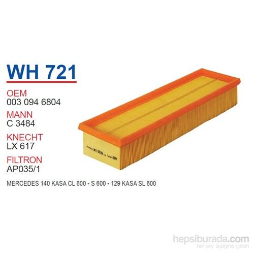 Wunder MERCEDES 140 KASA CL 600 - S 600 - 129 KASA SL 600 Hava Filtresi OEM NO:30946804