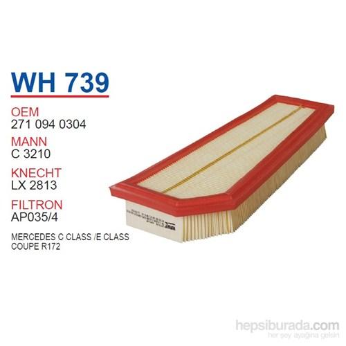 Wunder MERCEDES C CLASS /E CLASS COUPE R172 Hava Filtresi OEM NO:2710940304