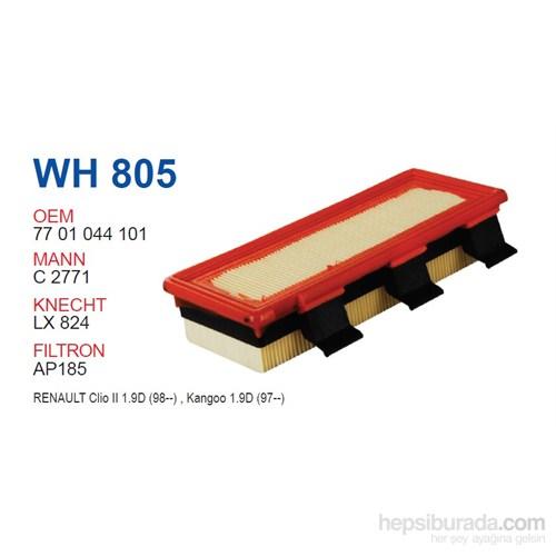 Wunder RENAULT KANGOO D55 , D65 Hava Filtresi OEM NO: 7701044101