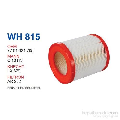 Wunder RENAULT EXPRES DiESEL Hava Filtresi OEM NO: 7701034705