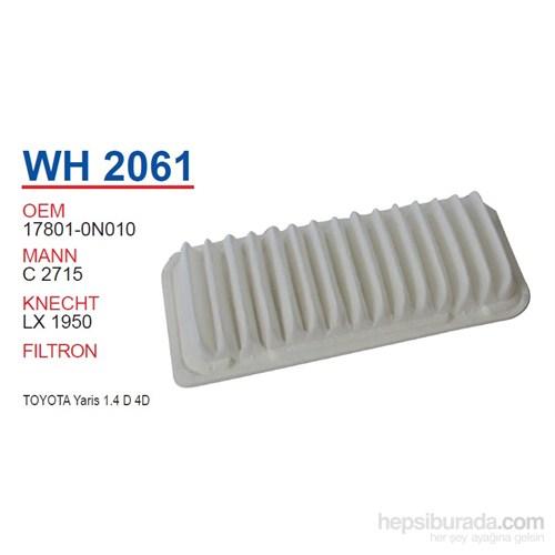 Wunder TOYOTA YARiS 1.4 D4D Hava Filtresi OEM NO:17801-0N010