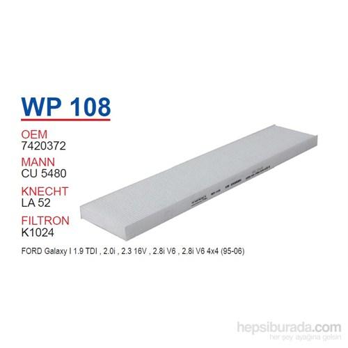 Wunder FORD GALAXY 1.9 TDI-2.0i-2.8i V6 Polen Filtresi OEM NO: 7420372