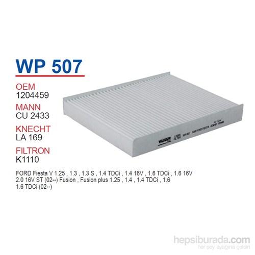 Wunder FORD FiESTA V - FUSiON 1.6 TDCI - FUSiON PLUS Polen Filtresi OEM NO: 1204459