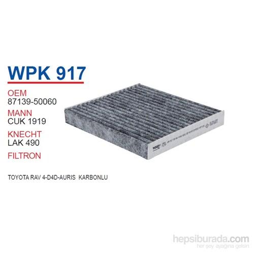Wunder TOYOTA RAV 4-D4D-AURiS KARBONLU Polen Filtresi OEM NO:87139-52020