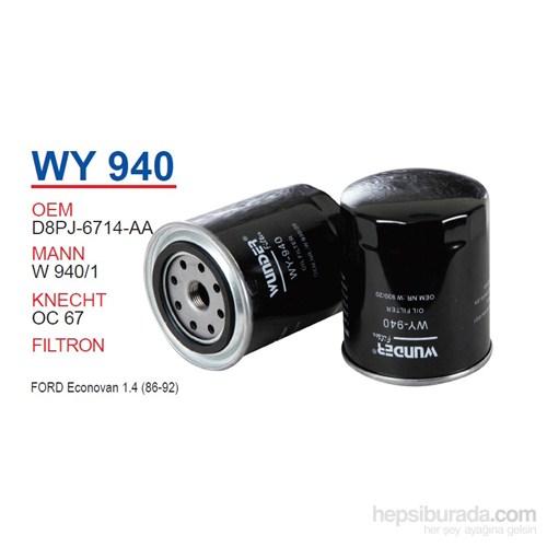 Wunder FORD RANGER Yağ Filtresi OEM NO: D8PJ-6714-AA