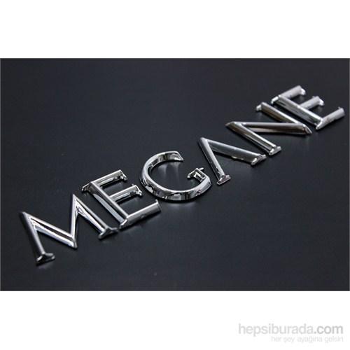 ModaCar MEGANE Bagaj Yazısı 061162