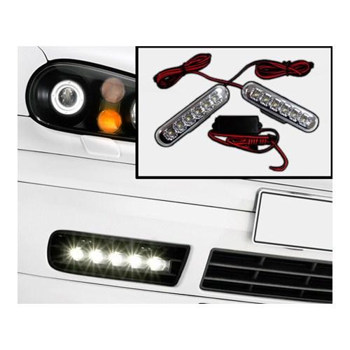 Led Light 6 ledli Beyaz Gündüz Lambası 12928