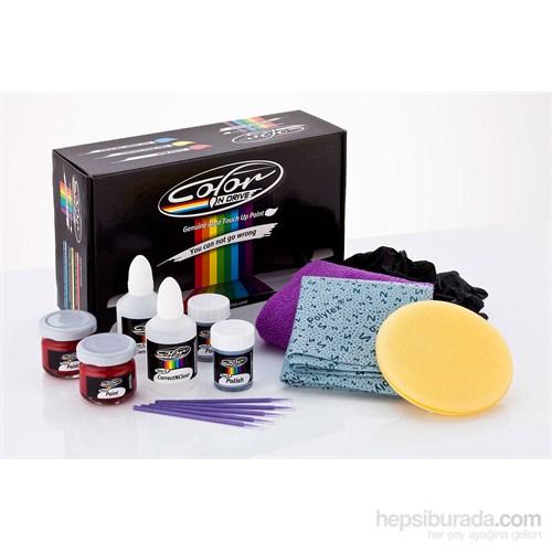 Kia Magentis [Renk Kod: Ebony Black - EB] - Color N Drive Taş İzi ve Çizik Rötüş Sistemi