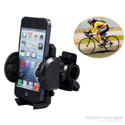 AutoCSI Tüm Modellere Uyumlu Bisiklet Telefon Tutucu