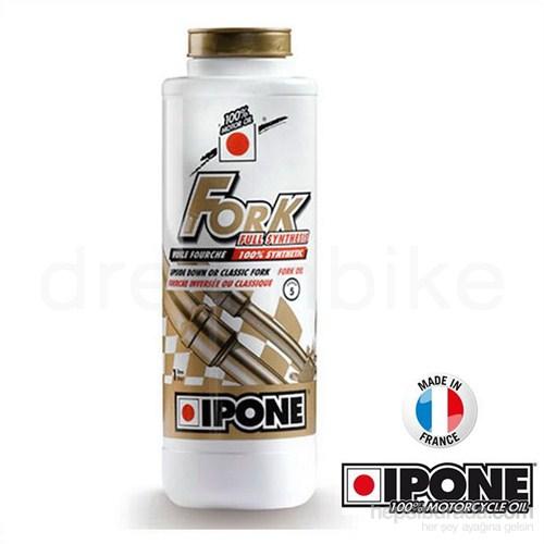 Ipone Fork 5/5W İnce %100 Sentetik Amortisör Yağı 1L France