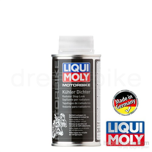 Liqui Moly Motosiklet Radyatör Delik Tıkayıcı 125 Ml. Made in Germany 3043