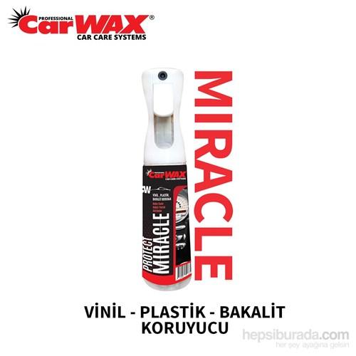 Carwax Mıracle Protect 300 Ml Vinilplastik Bakalit Temizleme Ve Koruma Sıvısı