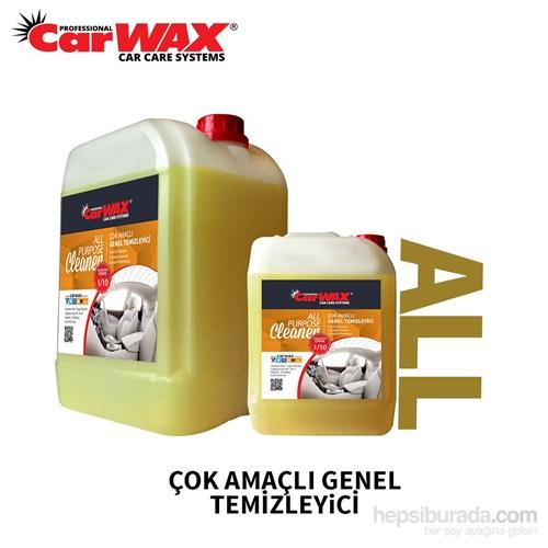 Carwax All Purpose Cleaner 5 Lt Çok Amaçlı Genel Temizleyici