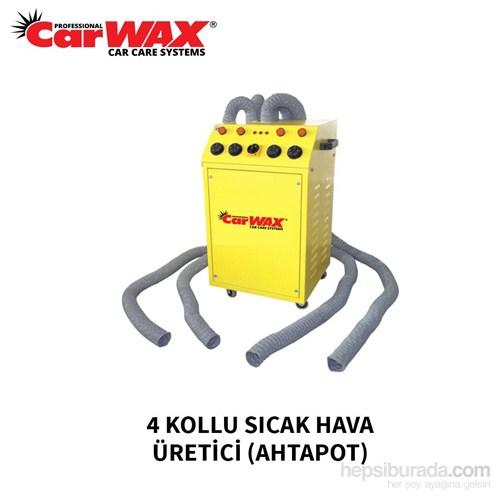 Carwax Sıcak Hava Üretici (Ahtapot)