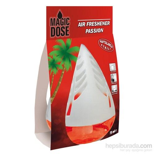 Magic Dose Air Freshener Passıon 75 Ml ( Fitilli)