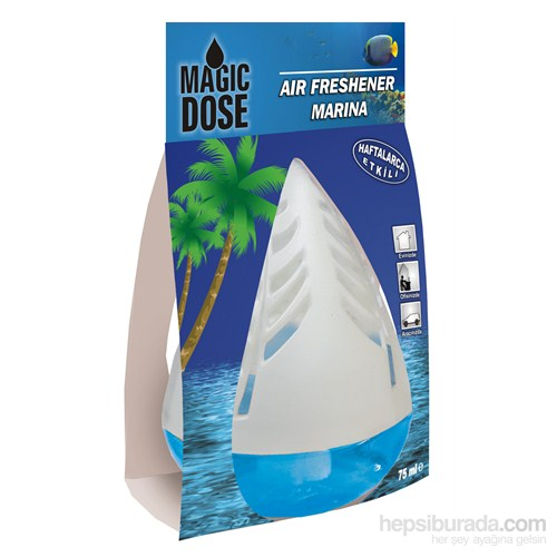 Magic Dose Air Freshener Marına 75 Ml (Fitilli)