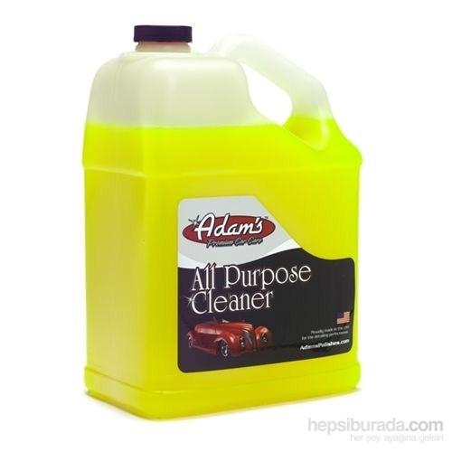 Adam's Polishes All Purpose Cleaner - Konsantre İç ve Dış Temizleyici 3.78 L