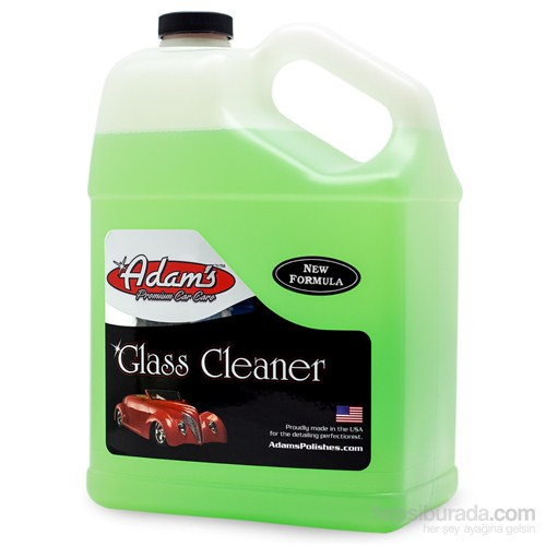 Adam's Polishes Glass Cleaner - Cam Temizleyici 3.78 L