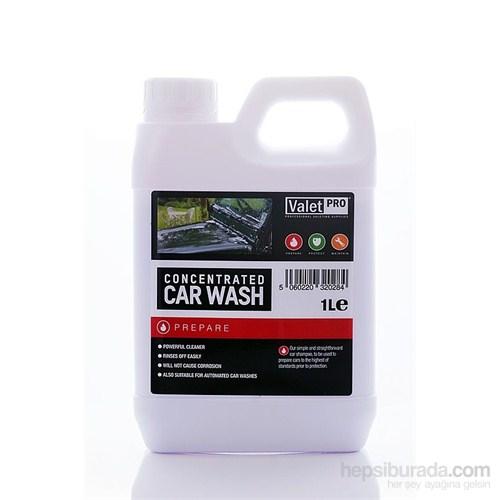 Valet Pro Concentrated Car Wash - Konsantre Ph Nötr Yıkama Şampuanı 1 L