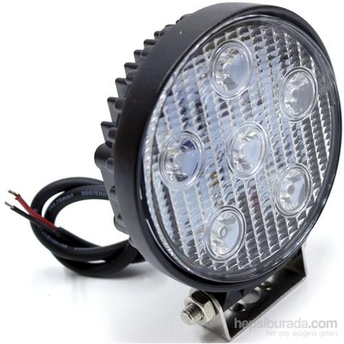 ModaCar 18 Watt Smd Ledli Sis Lambası 103407