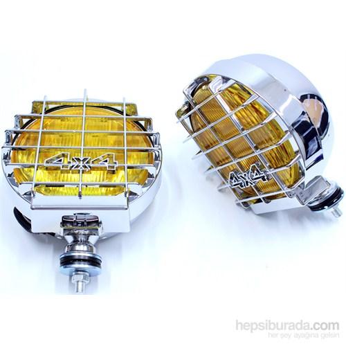 ModaCar Crb Sarı Sis Lambası Off Road 4X4 103399