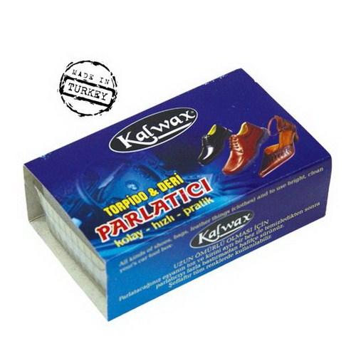 Dreamcar Kalwax Torpido,Ayakkabı,Deri Temizleme ve Bakım Süngeri 02005