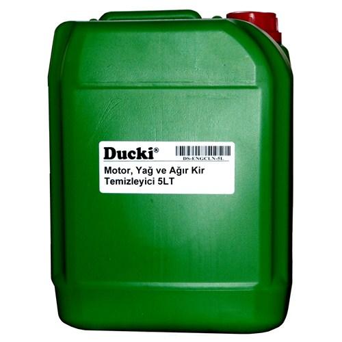 Ducki Motor, Yağ ve Ağır Kir Temizleyici 5LT