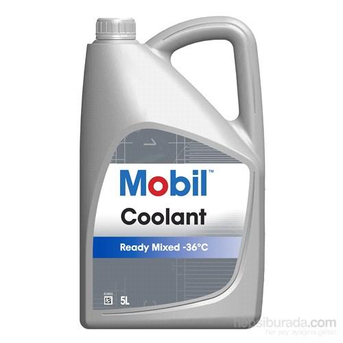Mobil Coolant Hazır Karışım 5 Lt. Antifriz -36°C