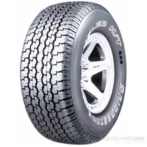 Bridgestone 205/80R16 104S H/T689 Oto Lastik
