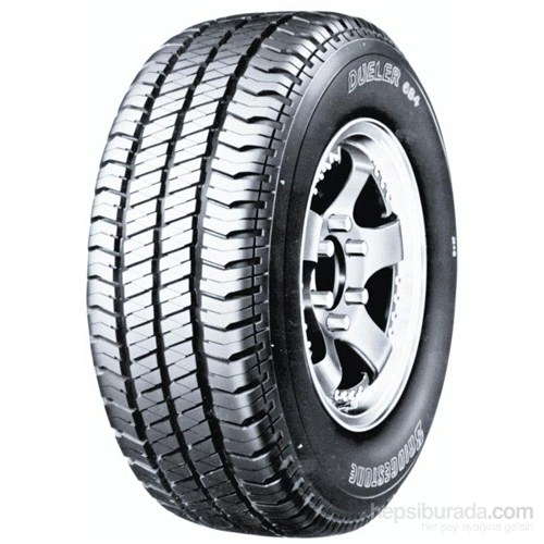 Bridgestone 275/50R22 111H H/T684 Oto Lastik